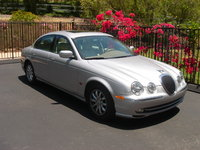 2002 Jaguar S-Type 4.0 picture, exterior
