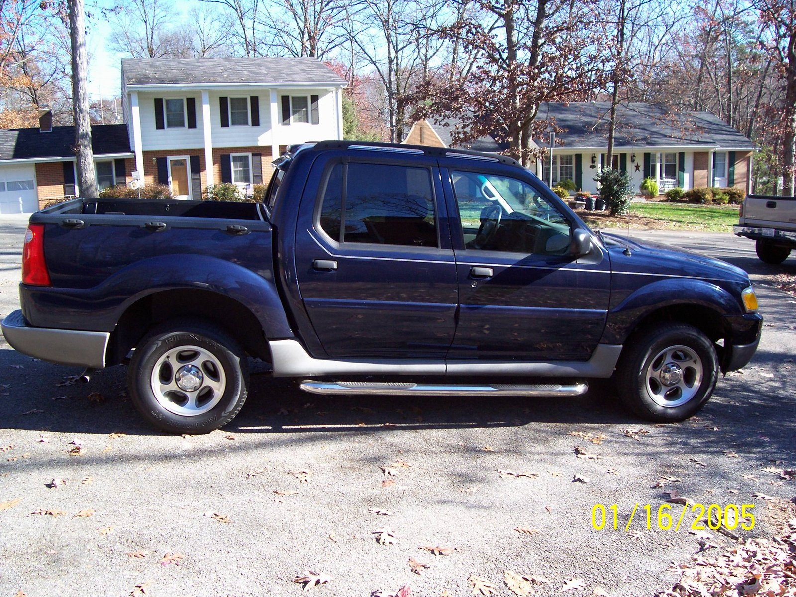 2003 ford explorer sport trac manual