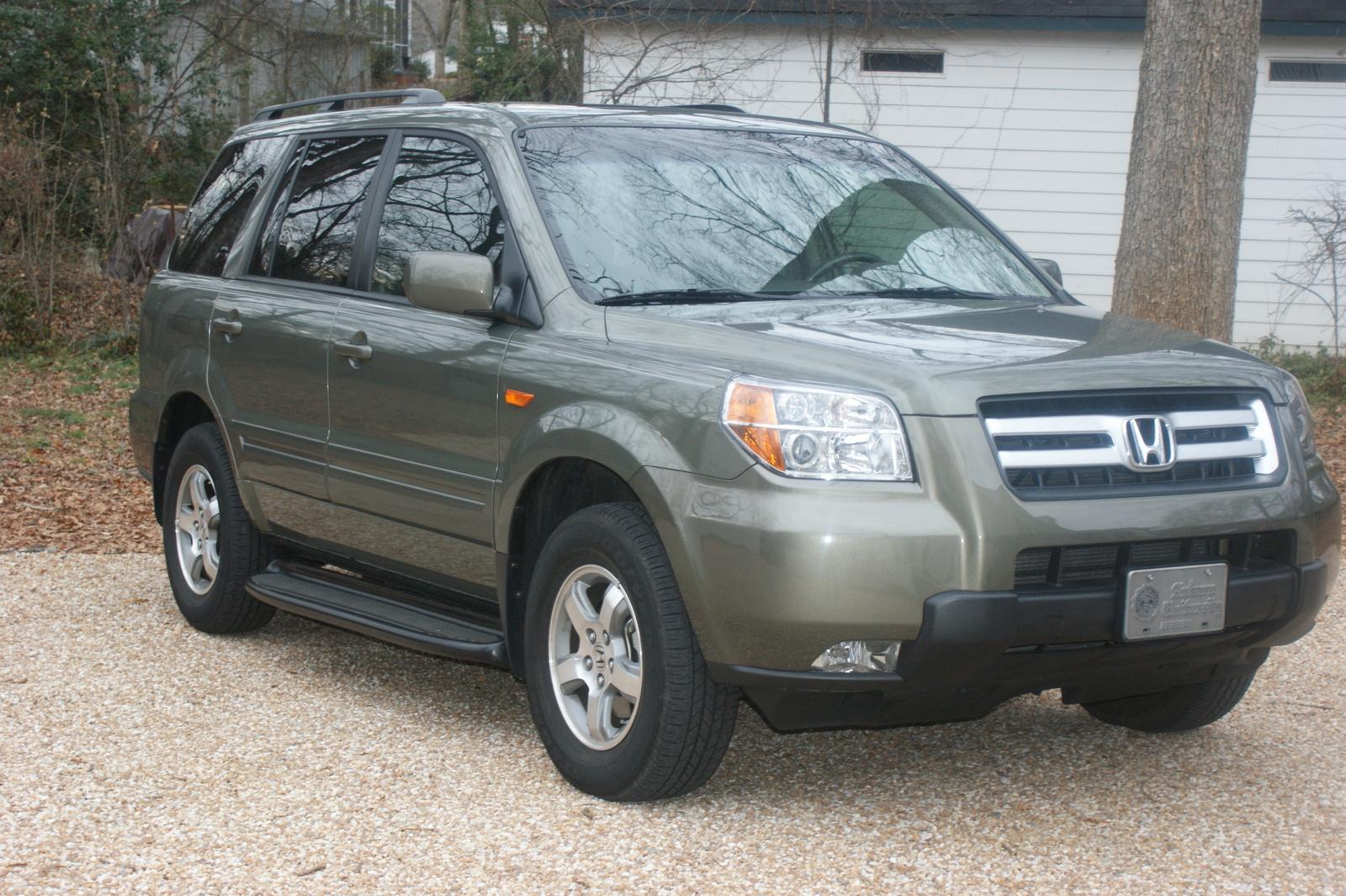 2008 Honda Pilot Pictures Cargurus