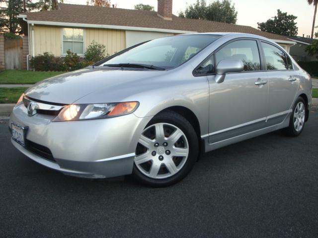Picture of 2007 Honda Civic LX, exterior