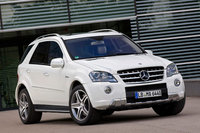 Picture of 2008 Mercedes-Benz M-Class ML 63 AMG, exterior, gallery_worthy