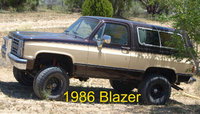 1986 Chevrolet Blazer, '86 Blazer for sale, exterior, gallery_worthy