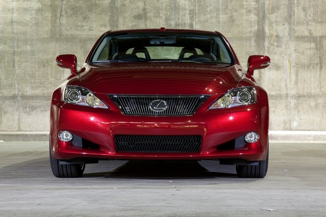 Picture of 2011 Lexus IS C