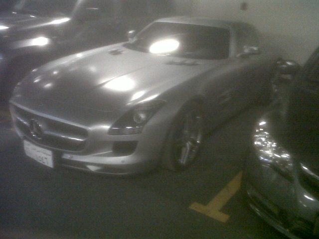 Picture of 2010 Mercedes-Benz SLS-Class AMG