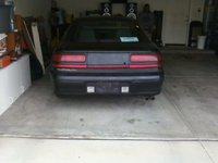 1992 Eagle Talon 2 Dr STD Hatchback, It all you'll ever see, exterior