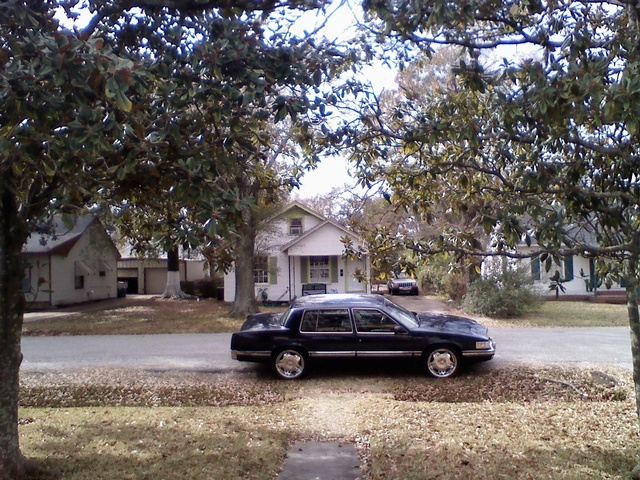 Picture of 1991 Cadillac DeVille Touring Sedan FWD, exterior, gallery_worthy