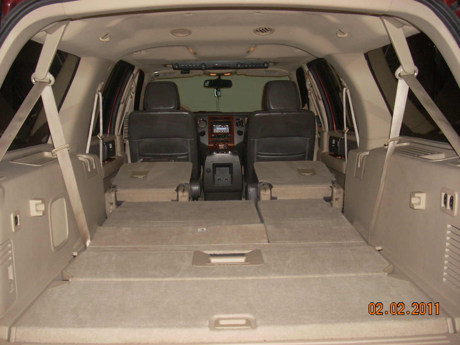 Ford Expedition Edbauer Interior Pictures