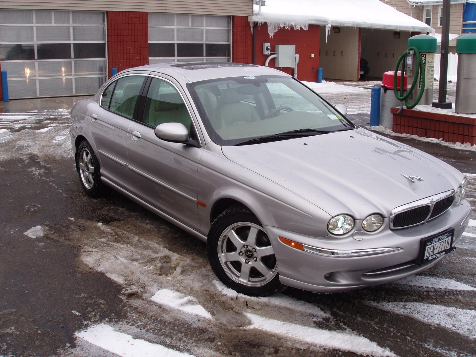 2002 Jaguar X-Type - Pictures - CarGurus