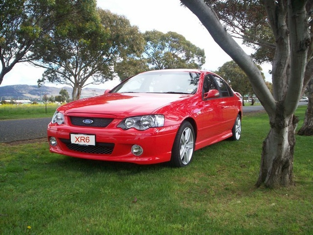 2004 Ford Falcon, my 2004 BA XR6 :), exterior, gallery_worthy