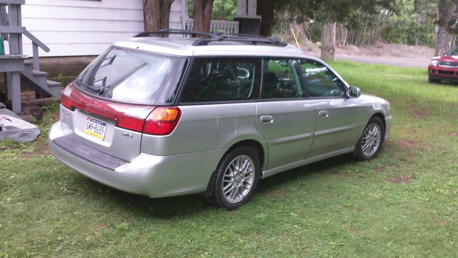 Subaru legacy questions what would be the best way to beef up what would be the best way to beef up the suspension to hall a small camper trailer vanachro Images