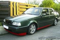 1994 Volvo 440 Picture Gallery