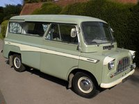 1980 Bedford Dormobile Overview