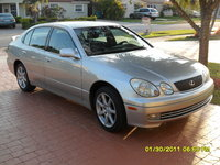2003 Lexus GS 430 Base, Picture of 2003 Lexus GS 430 4 Dr STD Sedan, exterior