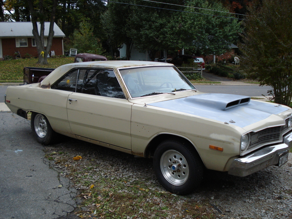 Dodge Dart Questions 1968 Cargurus Charger White 3 Answers