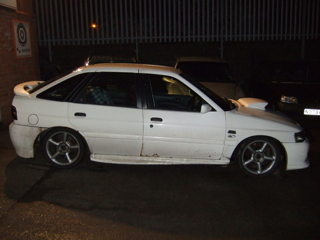 Picture of 1997 Ford Escort, exterior, gallery_worthy