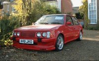 1983 Vauxhall Astra Overview