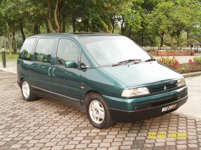 Picture of 1997 Citroen Evasion