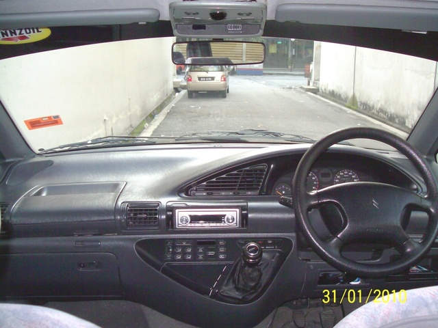 Picture of 1997 Citroen Evasion, interior