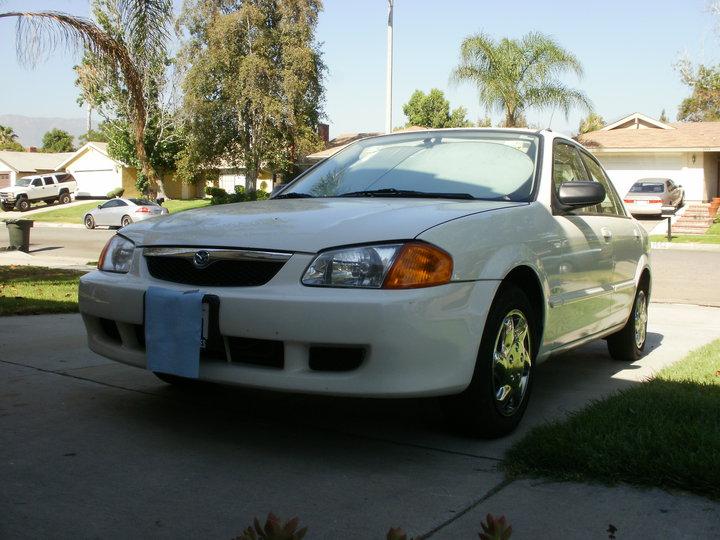 Mazda Protege 2000. 2000 Mazda Protege LX,