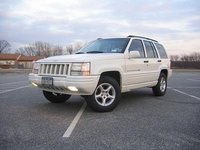 1998 Jeep Grand Cherokee 5.9 Limited 4WD, 1998 Jeep Grand Cherokee 4 Dr 5.9 Limited 4WD SUV picture, exterior