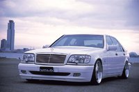 Picture of 1996 Mercedes-Benz S-Class S 420, exterior