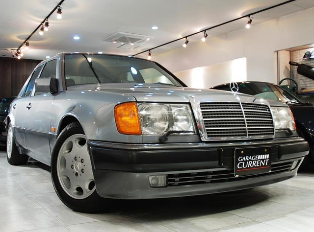 Picture of 1993 Mercedes-Benz 500-Class 500E Sedan, exterior, gallery_worthy