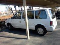 1991 Dodge Caravan 3 Dr STD Passenger Van chillin' in Racho Cordova,Ca. Carport. 2011, exterior