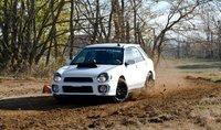 2002 Subaru Impreza WRX Wagon, 02 Subaru WRX - Dayna - Intake, Exhaust, Downpipe, Wheels, Sway Bars, Accessport, exterior, gallery_worthy