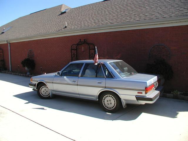 Picture of 1988 Toyota Cressida, exterior