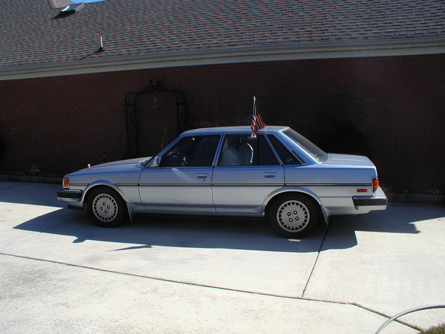 Picture of 1988 Toyota Cressida, exterior, gallery_worthy