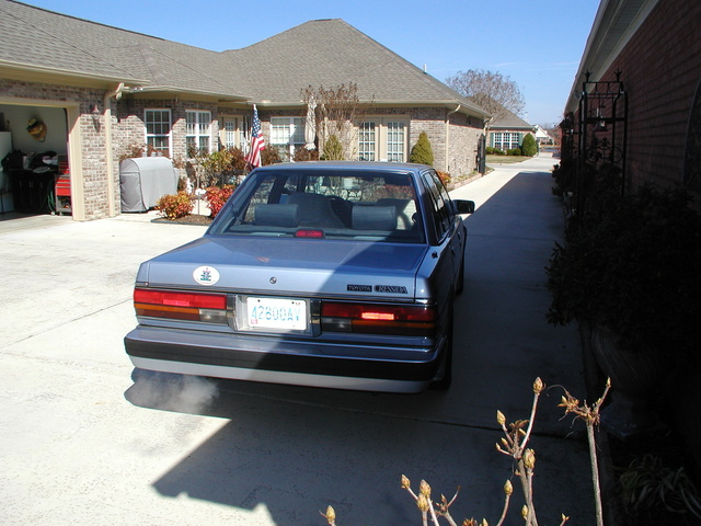 Picture of 1988 Toyota Cressida