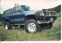 1986 Toyota Pickup, ONE BAD TOY, exterior
