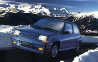 1986 Renault 5 Overview
