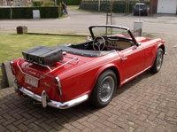 1967 Triumph TR4A Overview