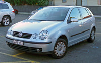 2003 Volkswagen Polo Picture Gallery