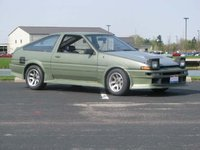 1984 Toyota Corolla SR5 Coupe, June 2010, exterior, gallery_worthy