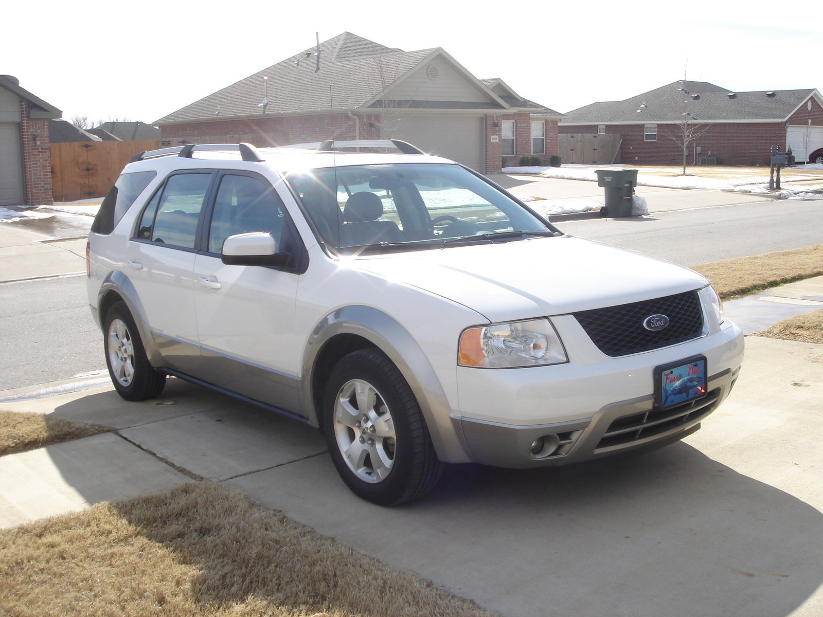 2007 Ford Freestyle Limited - SOLD 2007 Ford Freestyle Limited