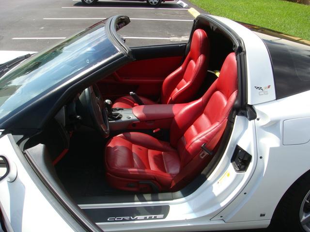 2006 Chevrolet Corvette Interior Pictures Cargurus
