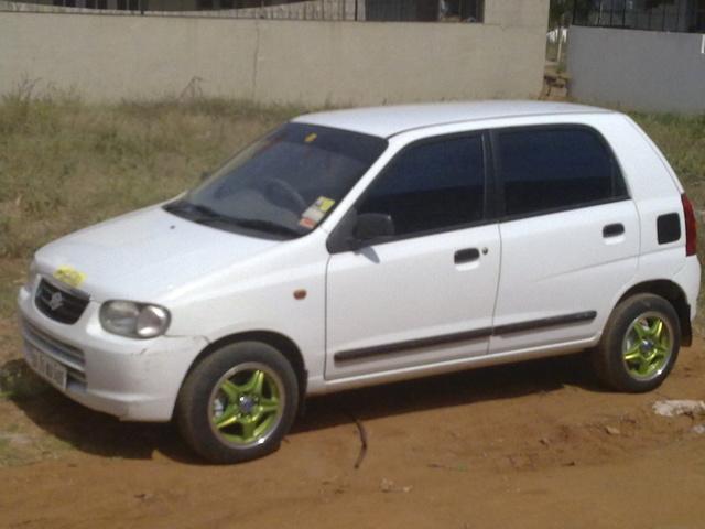 Picture of 2002 Suzuki Alto
