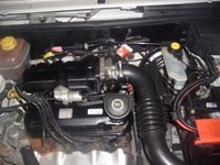 1998 Ford Fiesta, The Engine That i try really hard to keep clean, engine
