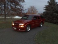 Picture of 2003 Chevrolet Blazer Xtreme, exterior