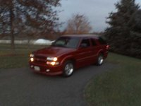 Picture of 2003 Chevrolet Blazer 2 Dr Xtreme SUV, exterior