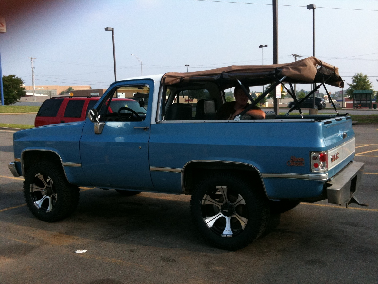 1984 GMC Jimmy  Overview  CarGurus