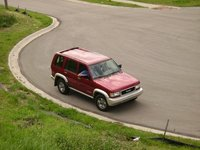 1997 Isuzu Trooper Overview