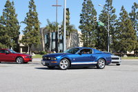 2009 Ford Mustang V6 Premium Coupe RWD, V6 Premium w/Pony Package, exterior, gallery_worthy