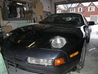 1988 Porsche 928 Overview