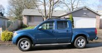 Picture of 2005 Nissan Frontier 4 Dr LE 4WD Crew Cab SB, exterior