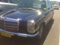 1972 Mercedes-Benz 220 Overview