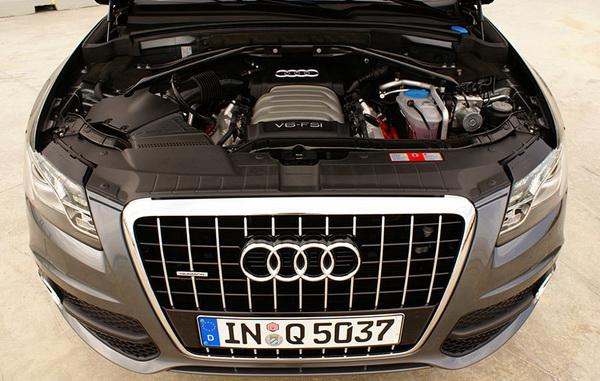 2011 Audi Q5 3.2 Premium Plus