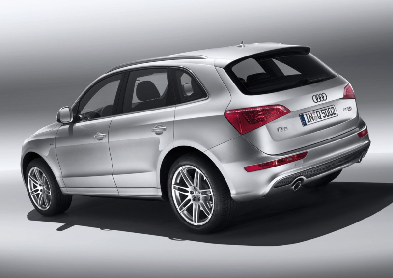 picture of 2011 audi q5 3 2l quattro premium plus exterior. Black Bedroom Furniture Sets. Home Design Ideas
